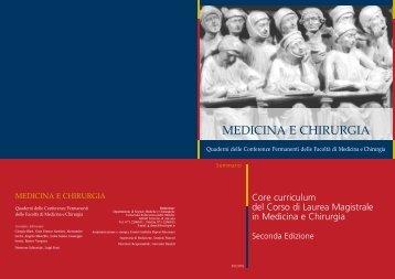 30 - Medicina e Chirurgia