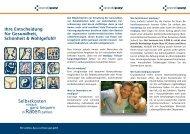 Infoflyer inkl. Vorantrag im pdf-Format (340 KB) - Sensualmedics
