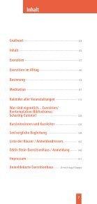 Exerzitien · Besinnung · Meditation - Erzbistum Köln - Seite 5