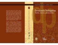 Democracia participativa. Visiones, avances y provocaciones