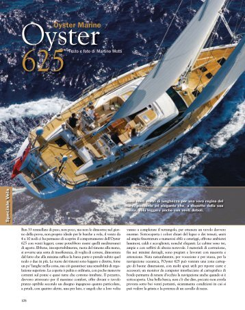 Oyster Marine