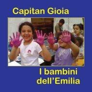 CAPITAN GIOIA, I BAMBINI DELL'EMILIA - La SCUOLA di PACE