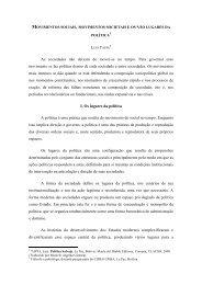 2013   Texto Traduzido para Estudo   Movimentos Sociais - Anglo RS