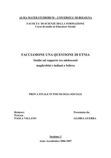 Gloria Guerra - Parrocchia Santi Angeli Custodi - Formica