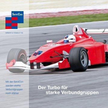 Der Turbo für starke Verbundgruppen - ZGV