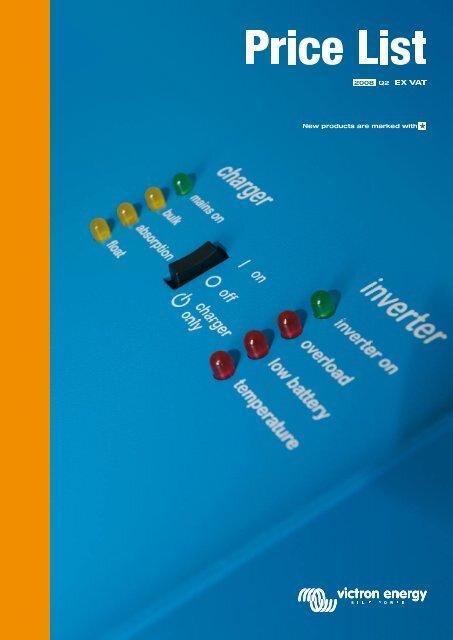 PIN012351100 Victron Energy Phoenix Inverter 12//350 IEC Outlet