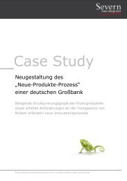 Erfahren Sie mehr (PDF) - Severn Consultancy GmbH