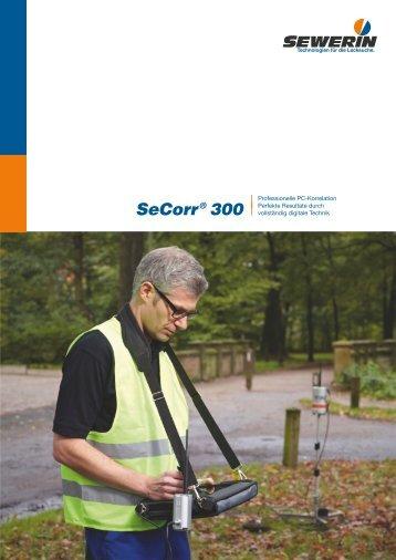 SeCorr 300 - Professionelle PC-Korrelation / Perfekte ... - Sewerin