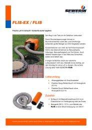 FLIS-EX / FLIS - Sewerin
