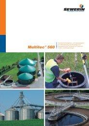 Multitec 560 - Sewerin