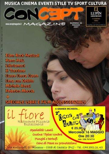 CONCEPT MAG 2007 - Concept Magazine