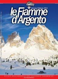 Gennaio/Febbraio 2011 - Associazione Nazionale Carabinieri