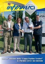 giugno 2011 - Automobile Club Ascoli Piceno - Fermo