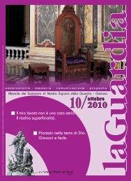 10/ottobre - Santuario della Guardia
