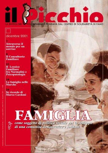 n. 3 - 2001 - Il Picchio