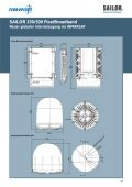 SAILOR 250/500 Fleetbroadband Neuer globaler ... - Ferropilot - Seite 4