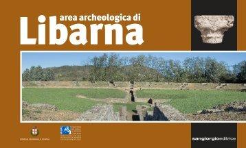 Scarica la Brochure su Libarna - Comune di Serravalle Scrivia