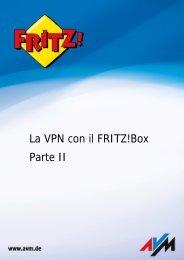 La VPN con il FRITZ!Box Parte II - Alias