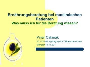 Beratung muslimischer Menschen Islamkonform & lebensnah