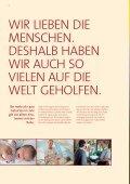 """Broschüre """"Bauchentscheidung mit Verstand"""" - St. Franziskus-Hospital - Page 6"""