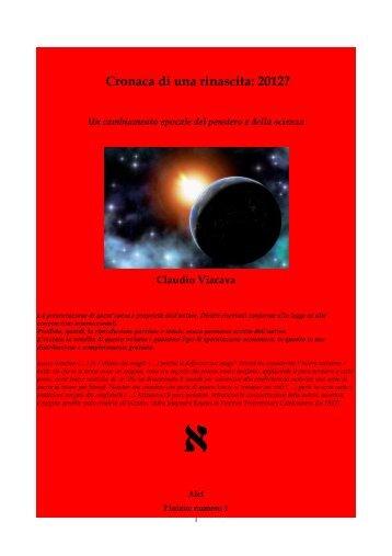 scarica gratuitamente il mio ultimo libro - Claudio Viacava