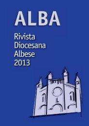 Rivista Diocesana Albese 2013/1.pdf - Diocesi di Alba