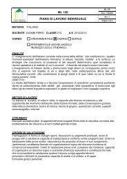 2G - Liceo Artistico Statale di Bergamo