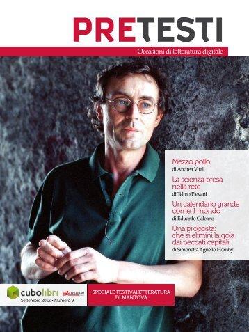 PreTesti - Telecom Italia