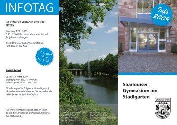 inFoTaG - SGS Gymnasium am Stadtgarten