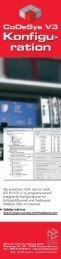 Sie erwarten mehr als nur nach IEC 61131-3 zu programmieren ...
