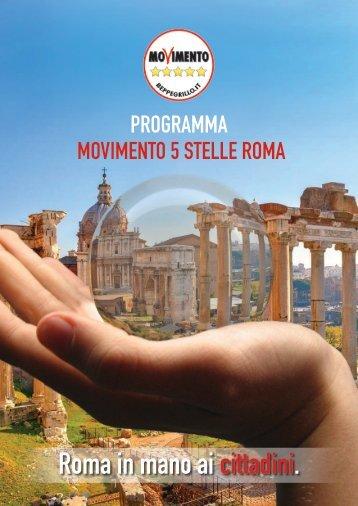 Roma in mano ai cittadini.