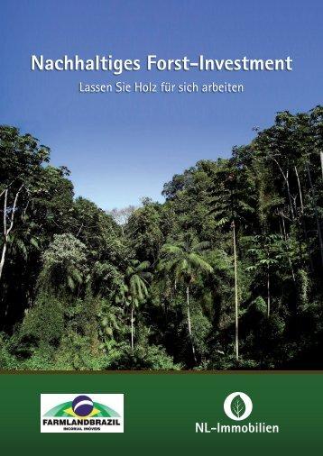 Nachhaltiges Forst-Investment - ShareWood Switzerland AG