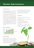 Nachhaltiges Forst-Investment - ShareWood Switzerland AG - Seite 4