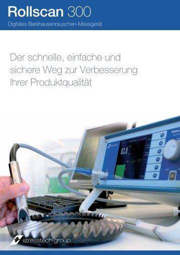 Barkhausenrauschen-Messgerät - Schnür + Haller