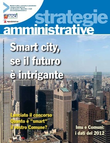 Scarica tutto il giornale in PDF - Strategie Amministrative