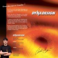 Genaudas was wir brauchen ! - Dyna Design Werbeagentur