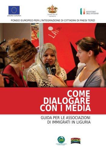 COME DIALOGARE CON I MEDIA - Media e Multiculturalità