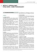 COME DIALOGARE CON I MEDIA - Media e Multiculturalità - Page 5