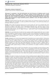 Dialogo Giorello-Odifreddi - I siti personali