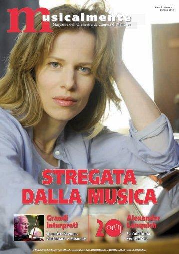 2013   Anno 9   numero 1 - Orchestra da Camera di Mantova