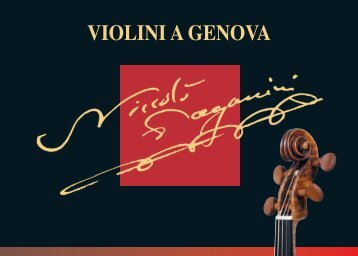 Violgenova2008 ok:Violgenovaok - Paganini - Comune di Genova