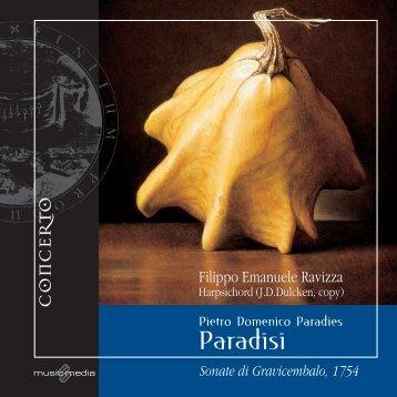 Paradisi - Concerto Classics