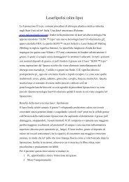 laserliposcultura slim lipo - Laser-chirurgiaplastica.com