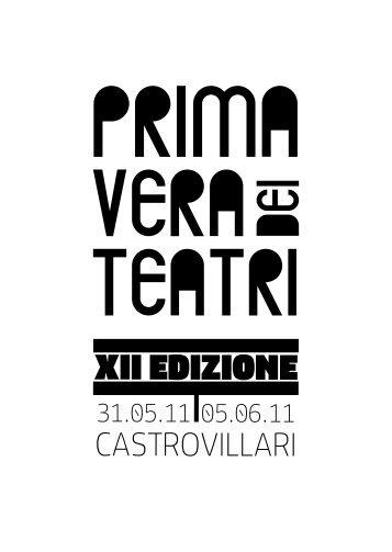 XII EDIZIONE - Primavera dei Teatri