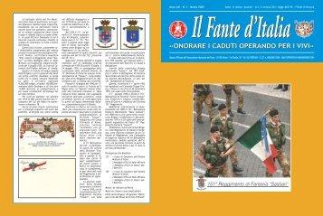 01 il fante 1 marzo 09 cop - Associazionetrivenetadelfante.it