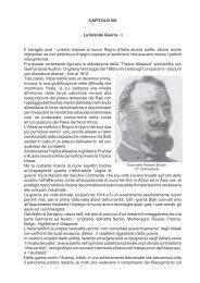 Capitolo VIII - La Grande Guerra 1915-1916 - Le Gallerie di ...