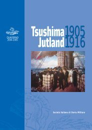 anno 2004/05 Tsushima 1905 – Jutland 1916 - Societa italiana di ...