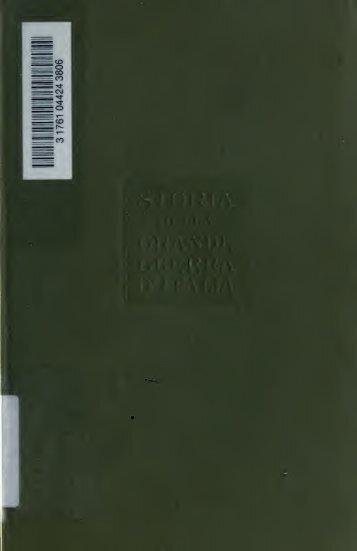 Storia della grande guerra d'Italia - University of Toronto Libraries
