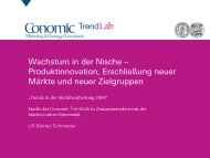 Produktinnovation, Erschließung Neuer - Conomic Marketing ...