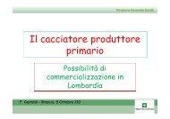Relazione 8. F. Castoldi - IZS della Lombardia e dell'Emilia Romagna